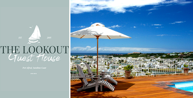 THE LOOKOUT GUEST HOUSE, PORT ALFRED